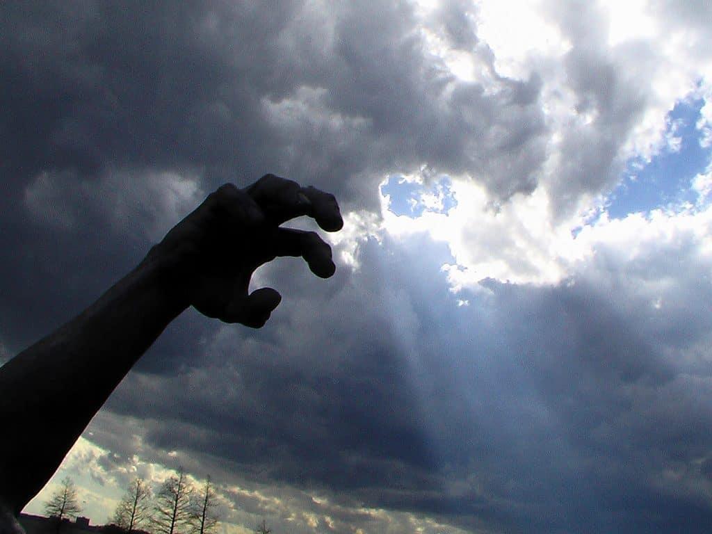 the awakening sculpture
