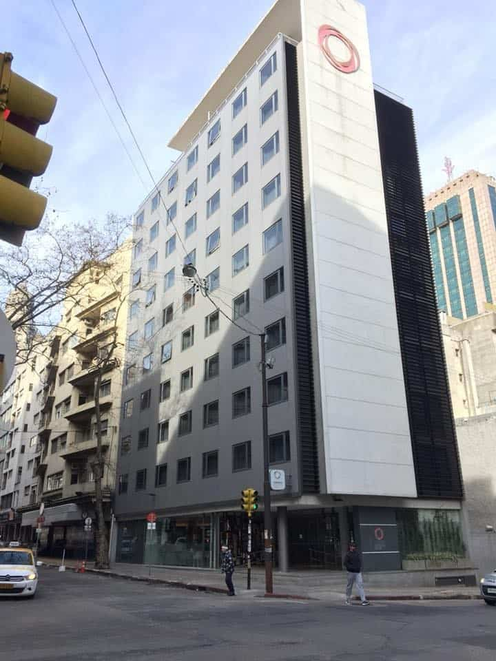 Orpheo Express hotel - A day in Montevideo