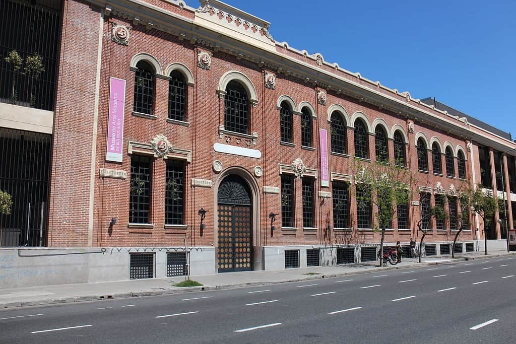 Museo de Arts Moderno in Buenos Aires - An American in Argentina