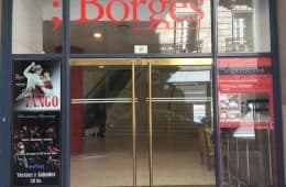 Borges Cultural Center - First (and last) tango in Buenos Aires