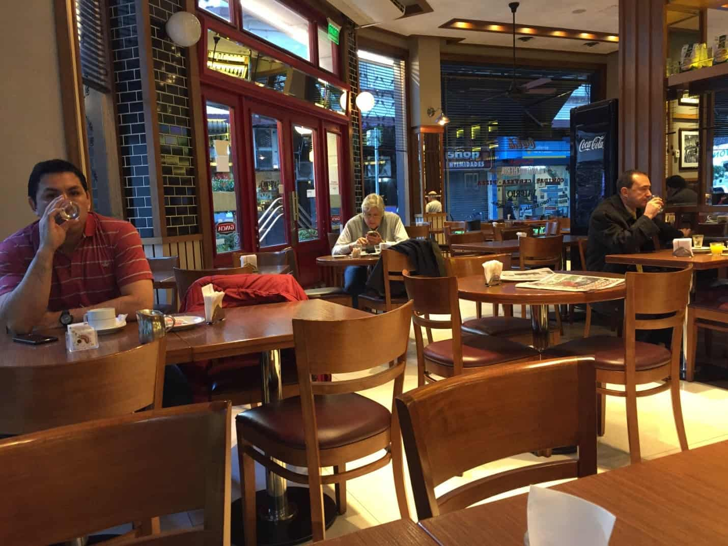 Diner in Buenos Aires - An American in Argentina