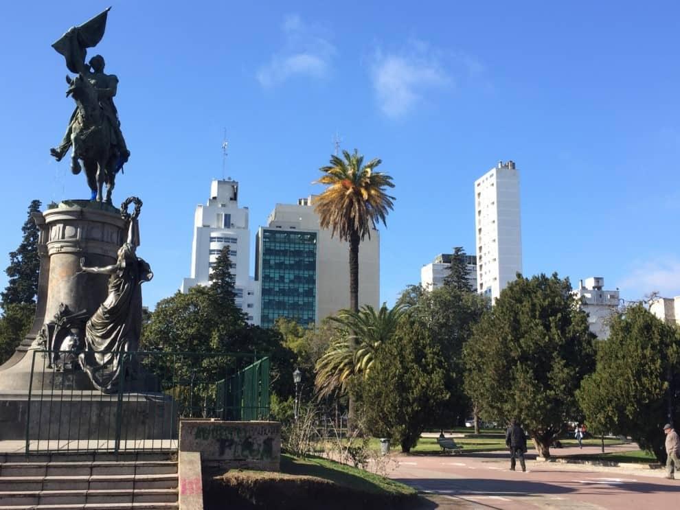 Last day in La Plata - La Plata