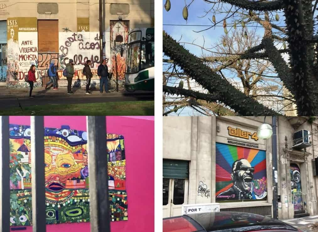 Images from various streets - La Plata