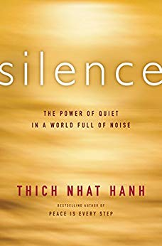 Front cover of Silence by Thich Nhat Hanh - Silence