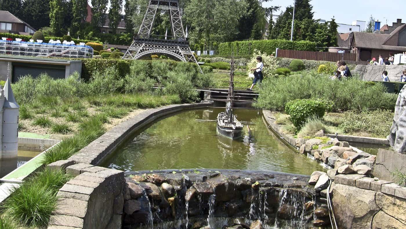 Mini-Europe park in Brussels, Belgium - The solo traveler's handbook
