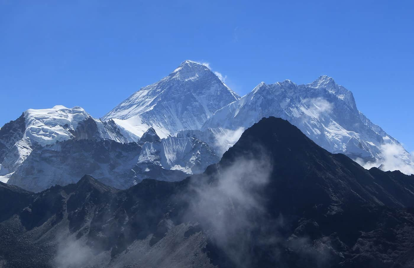 """Mount Everest - """"Because it's there"""""""