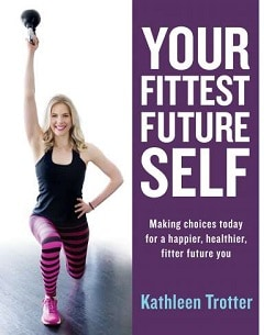 Your Fittest Future Self book cover- Self-trust and compassion