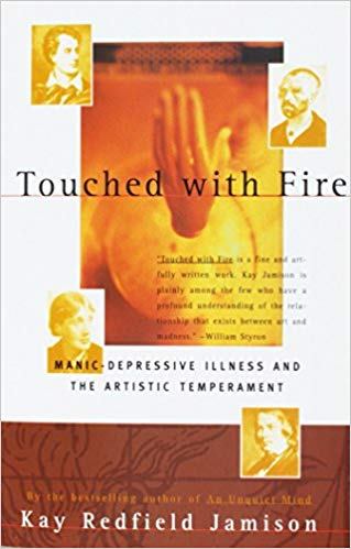 Front cover of Touched with Fire