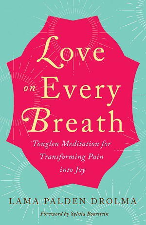 Front cover of Love on Every Breath