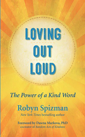 Front cover of Loving Out Loud book