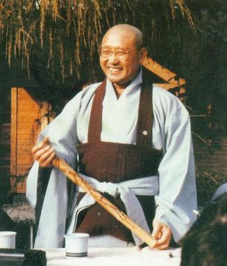 Master Seung Sahn