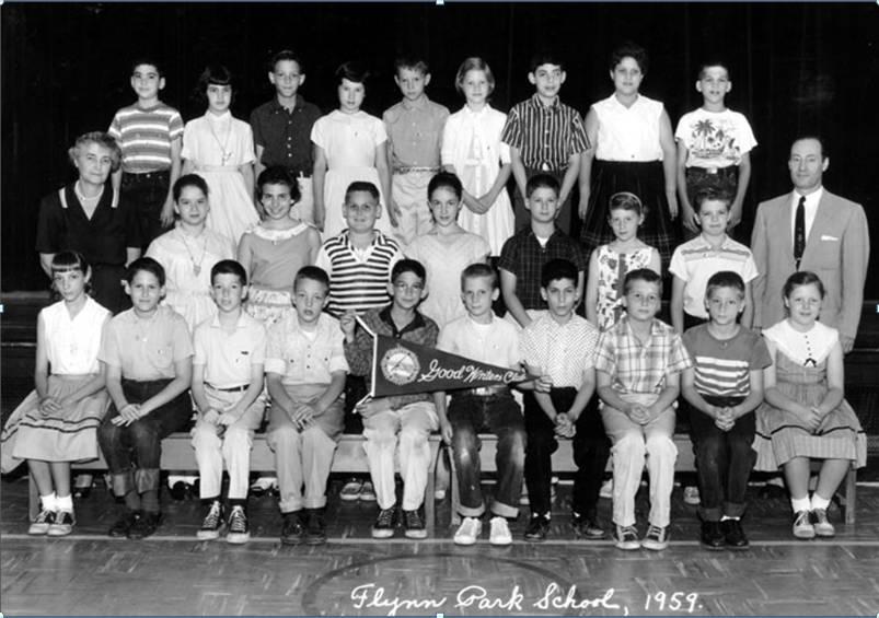 5th grade class picture (1959)
