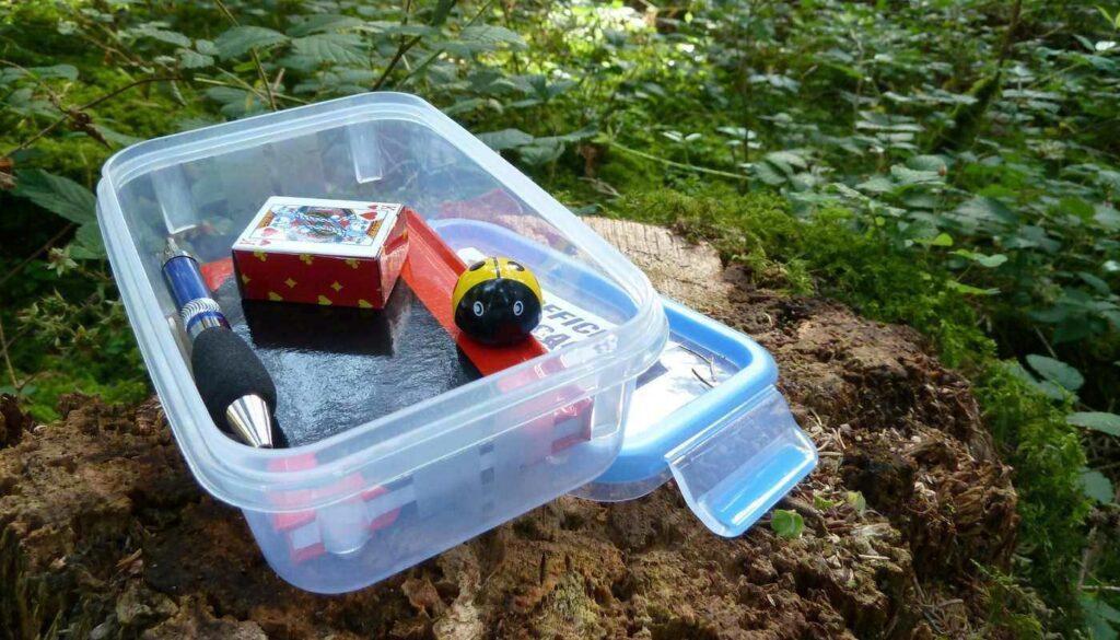 Geocaching kit