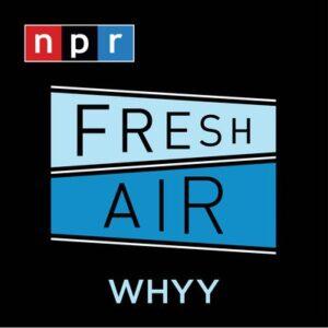 Fresh Air on NPR logo